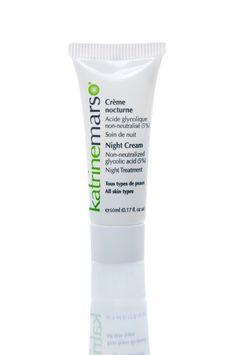 Crème nocturne Night cream