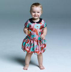 Roksanda Ilincic Spring 2013 perfect party dress for little ones