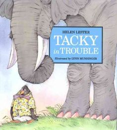 Tacky in Trouble by Helen Lester