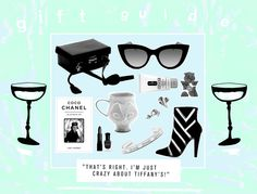 Holly Golightly Gift Guide
