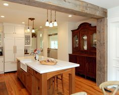 Kitchen Removing Load Bearing Walls Design, Pictures, Remodel, Decor and Ideas - page 8
