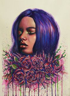 Violet by umantsiva.deviantart.com on @DeviantArt