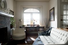 Shannon & Alex's Artistic Apartment in an Old Victorian