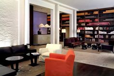 The Mercer Hotel NYC by Christian Liaigre