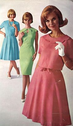 Look Your Best With This Fashion Advice – Top Clothes Boutique 1960s Dresses, 1960s Outfits, Vintage Style Dresses, Vintage Outfits, Vintage Clothing, 60s And 70s Fashion, Retro Fashion, Vintage Fashion, Club Fashion