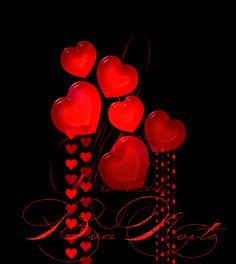 כתובת של אנימציות: GIFs היפה ביותר של אהבה CORAÇAO 2