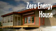 Zero Energy House - Green Renaissance