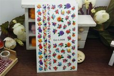 DIY-Nail-Art-Decoration-Acrylic-Water-Transfer-Manicure-Tips-Decal-Sticker-L06