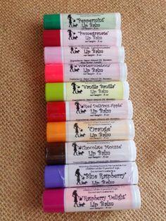Mizz Kim's Lip Balm! www.mizzkim.net