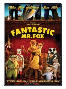 fantastic mr. fox • wes anderson [dvd]