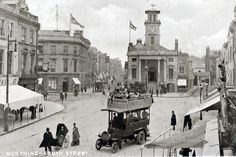 Postcards of the Past - Vintage Postcards of Worthing, Sussex Old Pictures, Old Photos, Worthing, Historical Images, History Photos, Local History, Vintage Postcards, Past, England