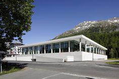OVAVERA Bath & Spa - Morger + Dettli Architekten