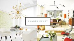 The Guide to Modern Chandeliers: @domainehome