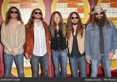 Blackberry Smoke, in love with these hippies !