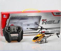 Mainan R/C Helicopter 3.5 Channel  Rp 195.000 (beli 6 buah @ Rp 175.000)  Remote menggunakan Infra red (3 battery) Ada kabel charger untuk heli Light Effect  Warna : Merah , kuning, hitam Pin BB : 29FF5B21 / 087883261133