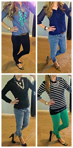 all things katie marie: Katie's Closet ~ March Edition