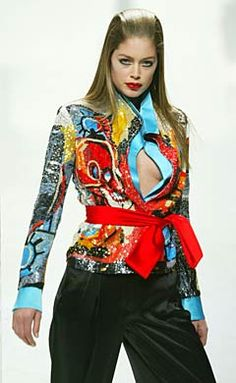 Fashion Bubbles: Grafites na moda