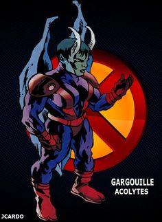 Gargouille - Acolytes