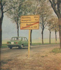 Berlin Hauptstadt der DDR