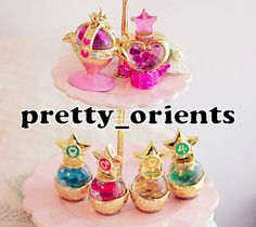 Sailor Moon Crystal prism power dome fragrance by PrettyOrients
