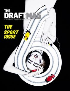 The Draft Mag The Sport Issue