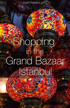 Shopping in the Grand Bazaar, Istanbul for lanterns, copper pots, and handmade pottery. This was our favorite place in Istanbul! Shopping Places, Shopping World, Places To Travel, Travel Destinations, Grand Bazaar Istanbul, Istanbul Travel, Travel Outfit Summer, Travel Outfits, Fall Preschool