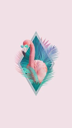 New wall paper phone colorful backgrounds ideas Wallpaper Pastel, Flamingo Wallpaper, Summer Wallpaper, Trendy Wallpaper, New Wallpaper, Screen Wallpaper, Mobile Wallpaper, Iphone Wallpaper, Flamingo Art