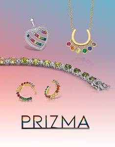 Add a splash of color to your Fall wardrobe from our Prizma collection of fanciful and fun CZ jewelry designs. Perfect for all ages and price points. Stock up today: #QualityGold #Prizma #CZJewelry #CubicZirconia #Jewelry