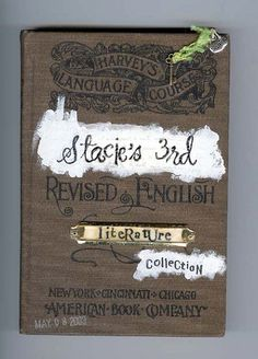 Quote journal by art chick, via Flickr