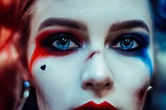 [Cosplay] Harley Quinn (Suicide Squad) par Katya Kosova