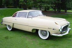 1954 Hudson Italia Coupe number 22