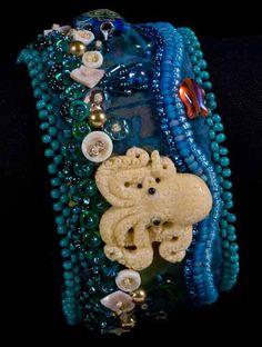 Octopus's garden  - www.larkinart.com