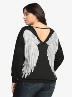 Wing Back Top I WANT THIS SO BAD!!!!!!