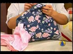 Bolsas com Angélica Schmitt - Vitrine do Artesanato na TV - YouTube
