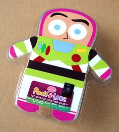 Buzz Lightyear Toy Story Pook A Looz iPhone mount holder