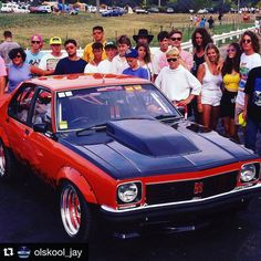 Want to get your Photo or Video from Summernats shared on our Social Media? Simple #Summernats Anyone got an idea of what year this beauty was snapped at Summernats? Australia's biggest horsepower party cranks up Jan 7th 2016. For more info and ticketing head to http://ift.tt/HlwjV3 #summernats #streetmachine #australia #90s #torana #holden #oldsch The Summernats Instagram is a collection of Images & Videos from Australia's biggest horsepower party. Follow us @SummernatsCarFestivalAustralia…