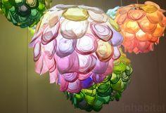 green design, eco design, sustainable design, ICFF, Daydream Lamp, paper lamp, Tomomi Sayuda