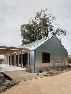 Gazebo, Pergola, One Bedroom House, Farm Shed, Modern Barn House, Australian Homes, Australian Farm, Shed Homes, The Design Files