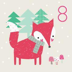 Advent Calendar Day 8 - Amy Underhill