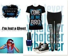 emo clothes polyvore - Google Search
