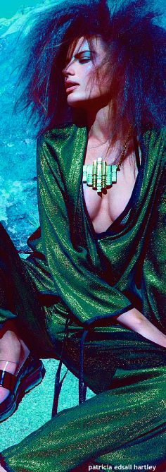 Green With Envy | House of Beccaria~