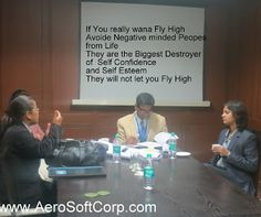 CEO AeroSoft Corp: I Gave Birth To My Desire.