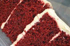 The Kitchen Guardian: Red Velvet Cake