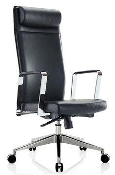 SPACE Seating modern new design luxury leather office chair for boss office High Back PC Computer Desk Swivel Executive Office Chairs, Conference Chairs, Pc Computer, Chair Design, Office Furniture, Modern Design, Desk, Luxury, Pu Leather