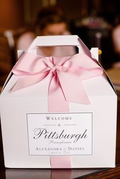 Inspiration - Burgh Brides - A Pittsburgh Wedding Blog #weddingfavors #weddinghotelguest Wedding Blog, Wedding Favors, Wedding Ideas, Pittsburgh, Brides, Unique Gifts, Wedding Inspiration, Gift Wrapping, Party