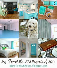 Dans le Lakehouse: My Favorite DIY Projects of 2014