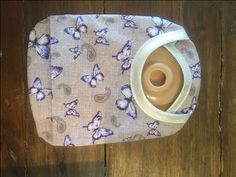 How to: make your own stoma bag cover
