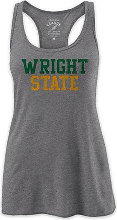 Wright State University Raiders Women's Racerback Tank Top | Wright State University