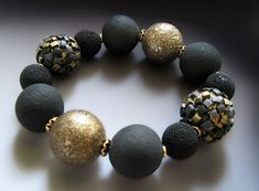 Polymer Clay Beadwork - Grace Stokes Designs