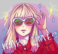 Image result for hard times wallpaper paramore